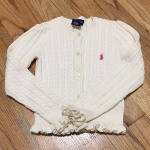 Ralph Lauren sweater size 6